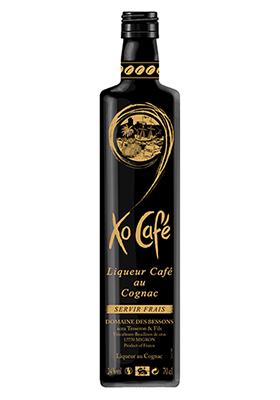 Liqueur Coffee with Cognac XO