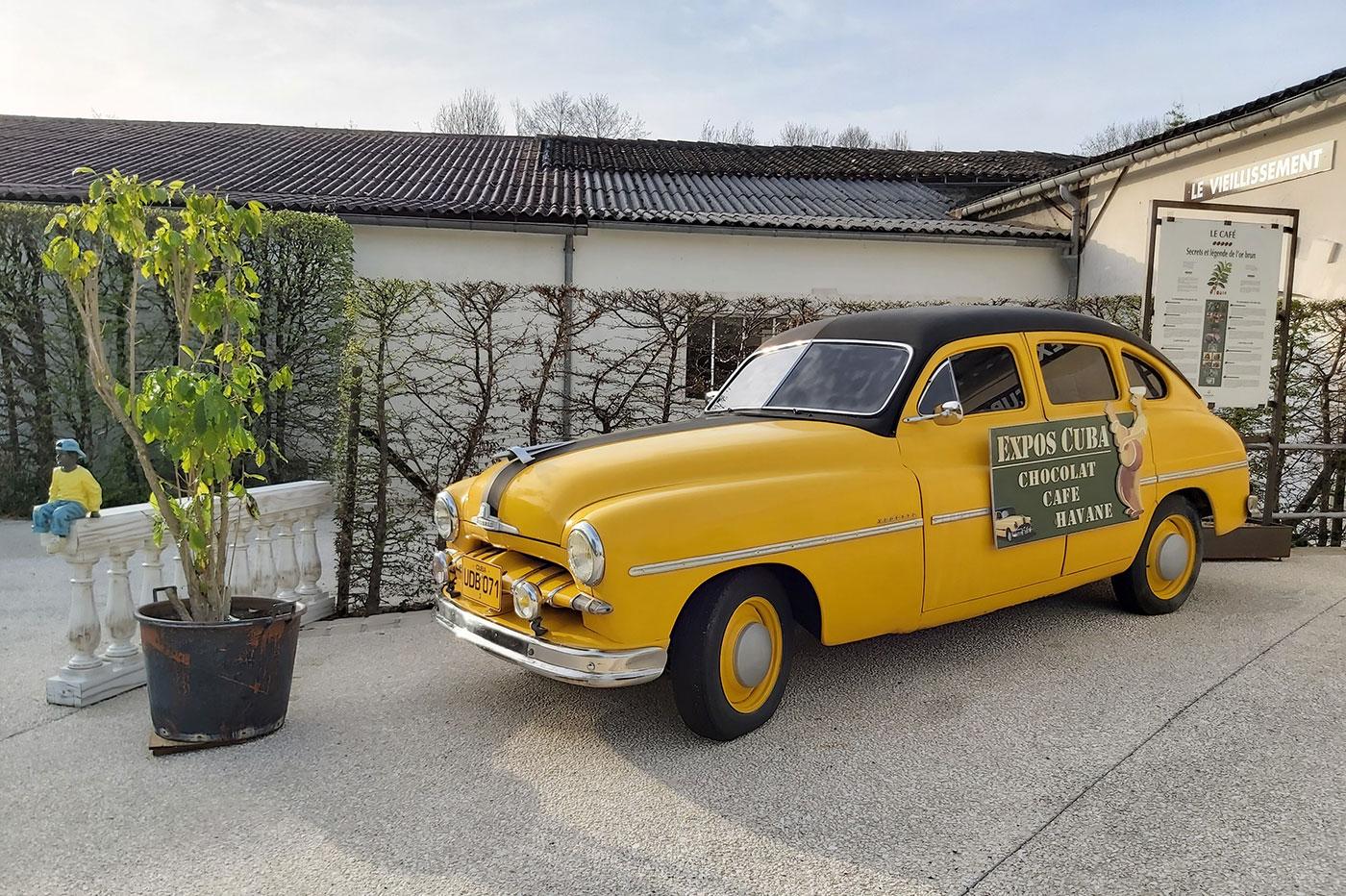 Exposition Cuba à l'Ecomusée du Cognac