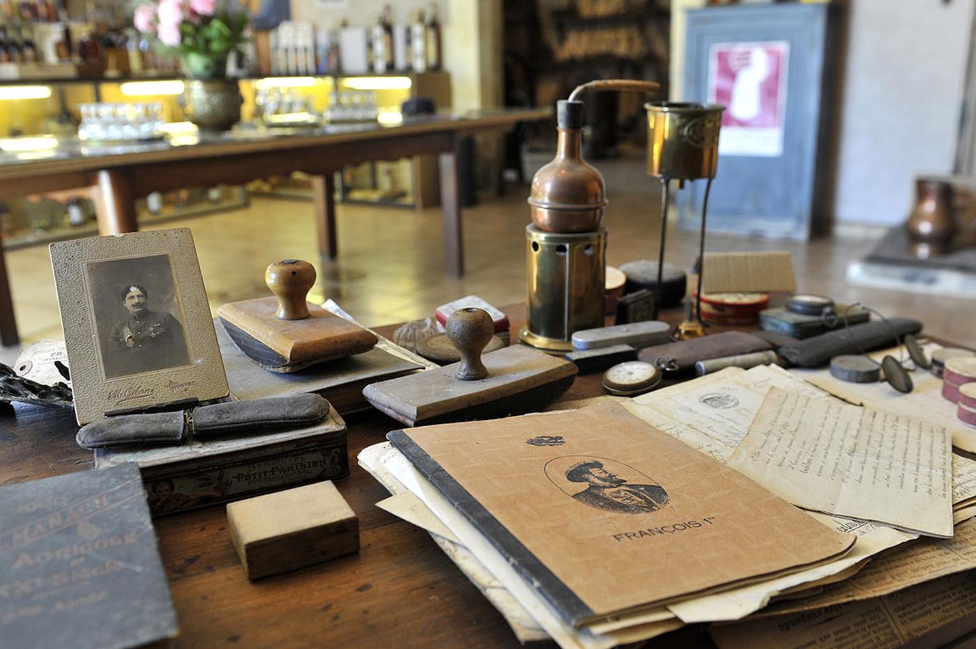 Musée du Vigneron à l'Ecomusée du Cognac