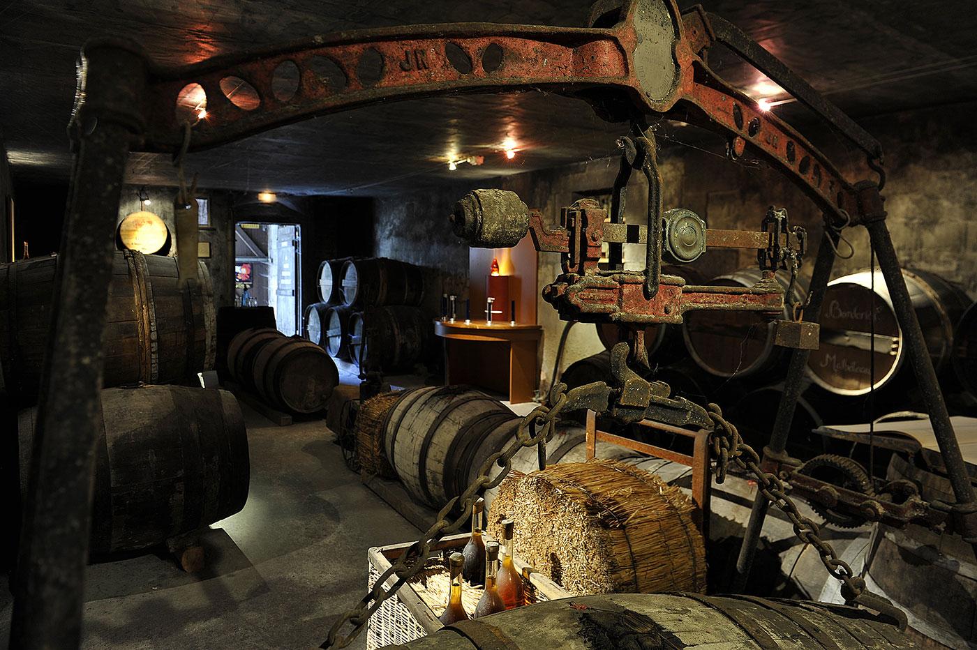 Aroma cellar