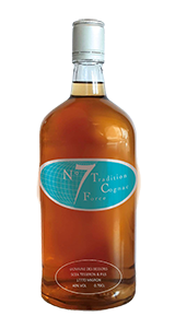 Cognac n°7 Tesseron