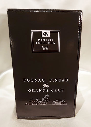 Box for Cognac Extra - Domaine Tesseron
