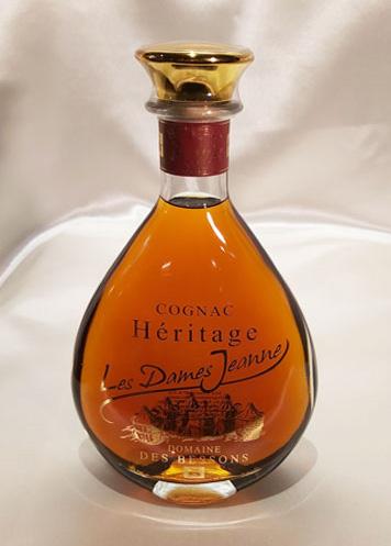 Cognac Héritage Borderies - Domaine Tesseron