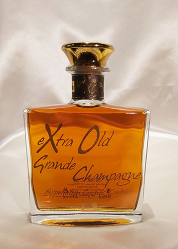 Cognac Extra Grande Champagne - Domaine Tesseron