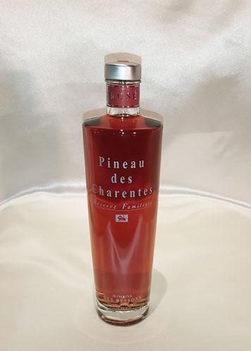 Pineau des Charentes Rosé - Domaine Tesseron